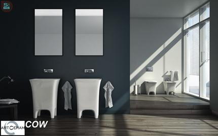 Collection de sanitaires Cow - TREEMME | Design de la salle bain | Scoop.it