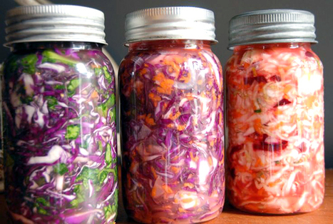 Boost Your Immune System With Fermented Vegetables » EcoWatch | zestful living | Scoop.it
