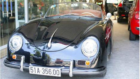 Huyền thoại Porsche 356A Speedster tại Sài Gòn | Tin tức ô tô xe máy | Scoop.it
