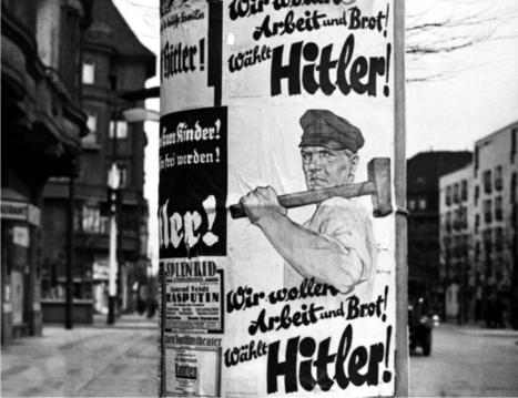 ¿Quién votó a Hitler? - Jot Down Cultural Magazine | Activismo en la RED | Scoop.it