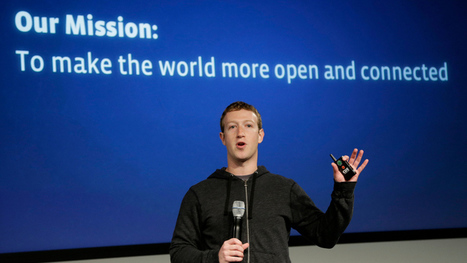 5 Entrepreneurial lessons from Facebook CEO Mark Zuckerberg | business | Scoop.it