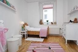 Thiết kế nội thất chung cư 4 phòng hiện đại   Sữa ong chúa tươi   Scoop.it