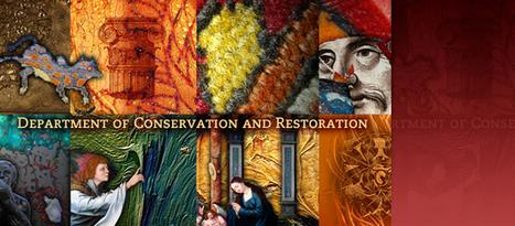 A descoberta da Cor na Iluminura Medieval   Departamento de Conservação e Restauro   LEITURAS   Scoop.it