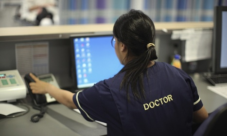 Figures show extent of NHS reliance on foreign nationals | AQA1 population | Scoop.it