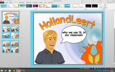EyeSpirations | Create a comic book in Articulate Storyline | Greek Education | Scoop.it