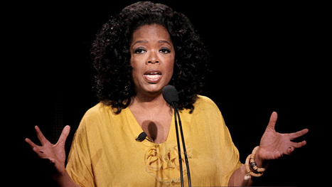Oprah and Arianna Join Forces | TV Trends | Scoop.it