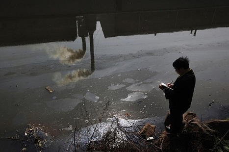 For World Water Day, Photos of China's Industrial Water Pollution | Plugged In, Scientific American Blog Network | Sustain Our Earth | Scoop.it