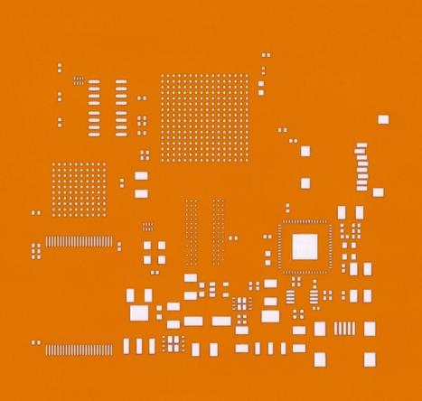 Kapton Stencil 6 mil | PCB Epoxy | Scoop.it