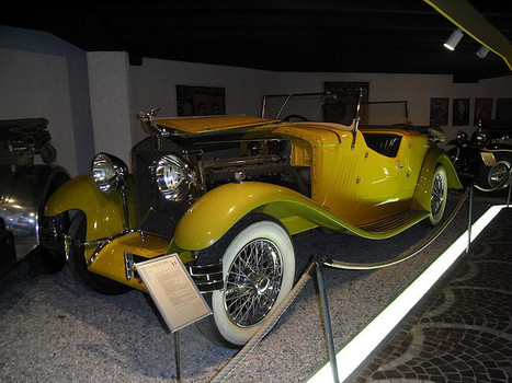 Isotta-Fraschini 8A, 1931   Voitures anciennes - Classic cars - Concept cars   Scoop.it