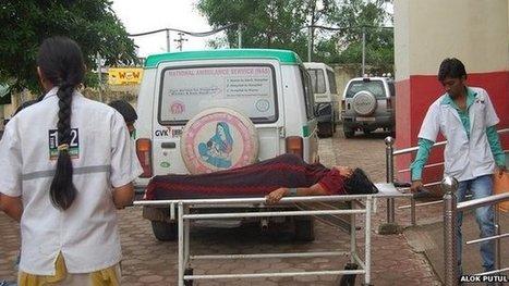 Indian botched sterilisations kill nine women in Chhattisgarh - BBC News | CLOVER ENTERPRISES ''THE ENTERTAINMENT OF CHOICE'' | Scoop.it