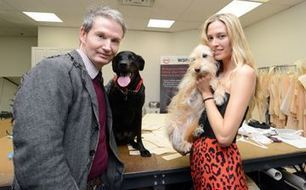 Mississauga fashion designer backs campaign to end animal cruelty | Animal Cruelty | Scoop.it