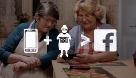 """Vodafone Romania Launches """"Sunday Grannies"""" to Beat Loneliness 