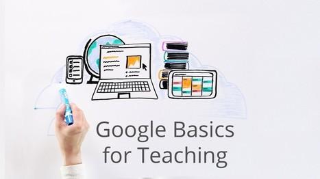 Google lanza un curso online y gratuito para educadores | APRENDIZAJE | Scoop.it