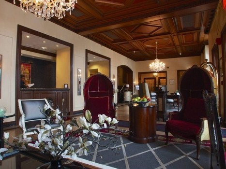 The Raphael Hotel: Just Steps from Kansas City's Best Attractions | Men Traveling | Scoop.it