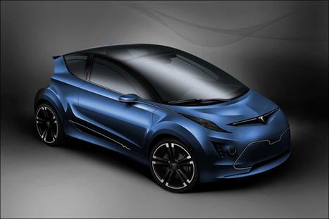 "Tesla C - Concept Vehicle by Dejan Hristov | ""#Social World, Internet, Gadgets, Computers, CellPhones, Future, Space"" | Scoop.it"