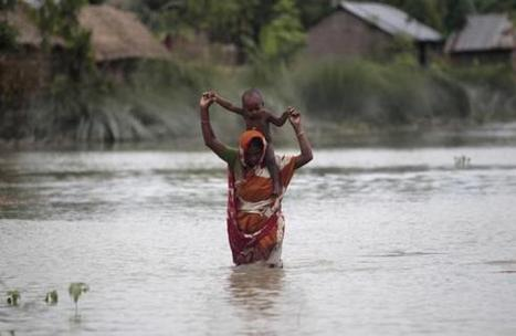 Floods, storms and quakes uproot 22 million in 2013, numbers to rise | Sustain Our Earth | Scoop.it