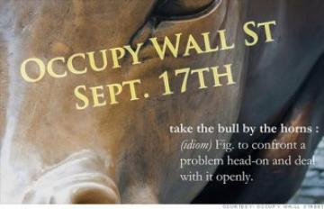 Wall St. protest and occupation enters third day | CAIVN | #OccupyWallstreet | Scoop.it