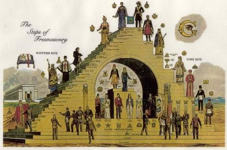 The steps of freemasonry   What is Freemasonry?   Scoop.it