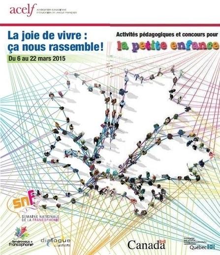 Activités pédagogiques - Semaine nationale de la francophonie - ACELF | Enseignement et Apprentissage en FLS | Scoop.it