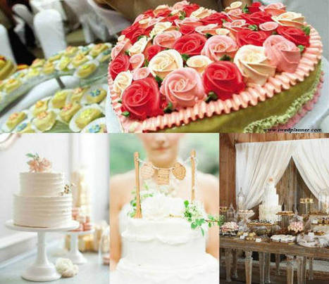4 Ways to Save Money on Wedding Cakes and Desserts | Wedding planning website | Scoop.it