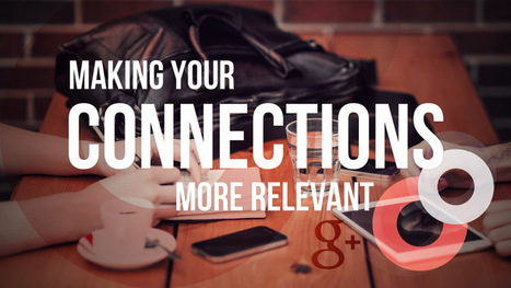 Google+ Circles: Making Your Online Connections More Relevant | Dustn.tv | GooglePlus Expertise | Scoop.it