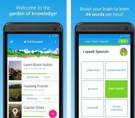 5 of The Best Android Apps for Learning A New Language ~ Educational Technology and Mobile Learning | Technology and language learning | Scoop.it