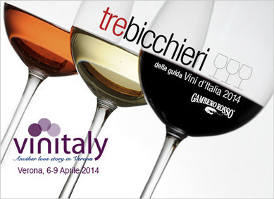 Three Glasses at Vinitaly 2014 | Wines and People | Scoop.it