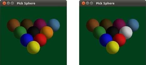 Pick Selection with OpenGL and OpenCL - CodeProject | opencl, opengl, webcl, webgl | Scoop.it