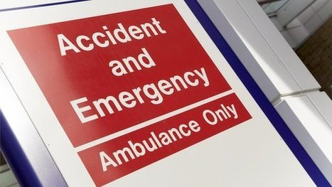 A&E waiting times in England improve | Miscellaneous | Scoop.it