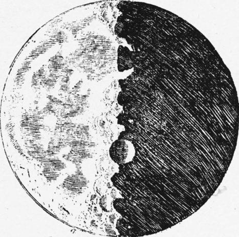 #173 ❘ Les dessins de Galilée et Sidereus Nuncius  ❘ XVIIème siècle | # HISTOIRE DES ARTS - UN JOUR, UNE OEUVRE - 2013 | Scoop.it