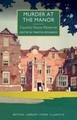 Murder at the Manor by Ed. Martin Edwards | Kindle Book reviews | Scoop.it