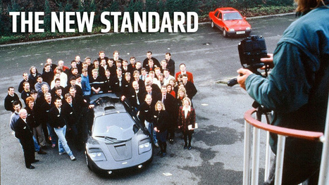 The Amazing Story Of How The Very First McLaren F1 Was Born | Sky is the limit : Entrepreneuriat, Succès, Talents, Personnalités, Ambition... | Scoop.it