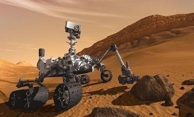 Le méthane détecté sur Mars est-il émis par une forme de vie ? | Science Actualités | Scoop.it