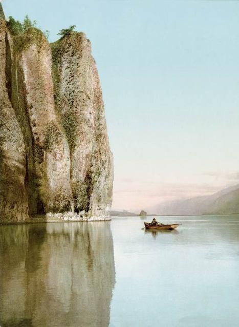 Les toutes premières photographies en couleur des Etats Unis, en 1888 | VoyagerLoin.com | Beautifully Dressed Up | Scoop.it
