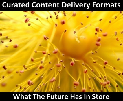 Curated Content Delivery Formats: Beyond News Portals and Magazines | Collaborative Content-Curation: new Forms of Reading & Writing #curation #journalism #education #e-learning | Scoop.it