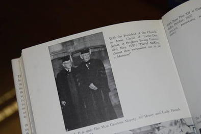 'Ten Commandments' director Cecil B. DeMille was friend to LDS Church ... - Deseret News | LDS | Scoop.it