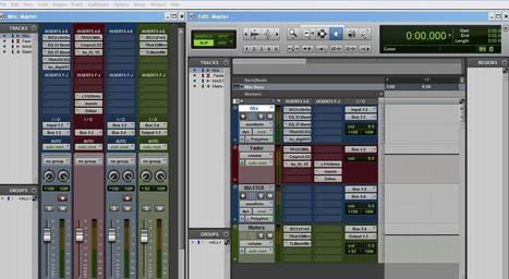 Mastering in Pro Tools Part I | Pinnacle College Blog | Audio Recording Technology | Scoop.it