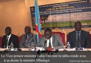 La réforme foncière en RDC s'invite dans le cénacle des partenaires financières du pays | Questions de développement ... | Scoop.it