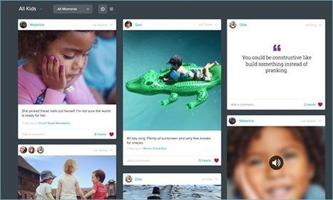 Notabli. Un album multimédia pour voir vos enfants grandir - Allweb2 - Les Outils du Web | Les outils du Web 2.0 | Scoop.it
