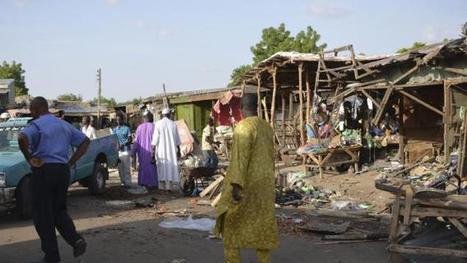 30 killed in northeast Nigeria by 2 girl suicide bombers | Terrorists | Scoop.it