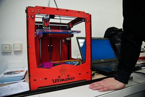 L'impression 3D fabrique son lobbying | Bien communiquer | Scoop.it