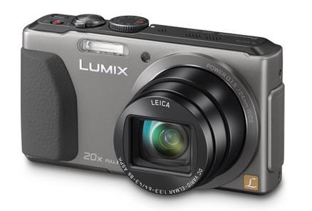 Vergleich Lumix TZ36 und TZ41 - Panasonic Kompaktkamera mit Navigation | Camera News | Scoop.it