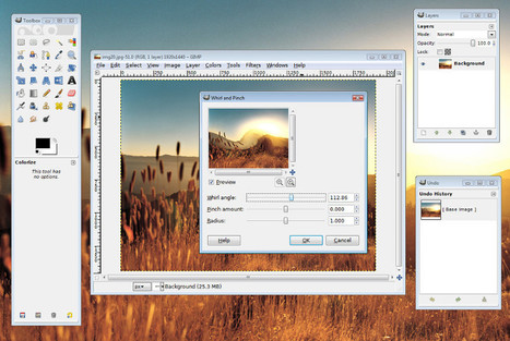 Las mejores alternativas a Photoshop | ED|IT| | Scoop.it