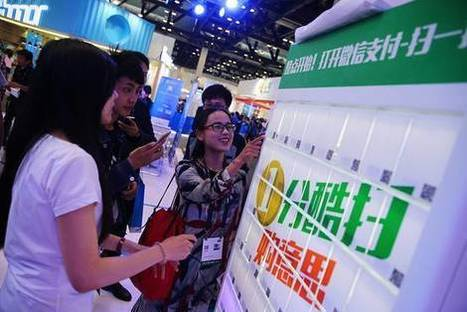 China Mobile-Payment Battle Becomes a Free-for-All | Mobile Payments and Mobile Wallets | Scoop.it
