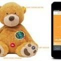 Un ours en peluche bourré de capteurs pour surveiller les enfants ! | CRAKKS | Scoop.it