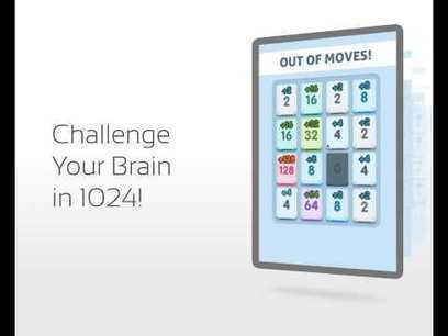 1024 - The Original of 2048 - Android Apps on Google Play | App Reviews | Scoop.it