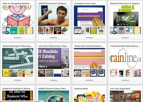 Pinterest Case Study: Focus and Read | pinterest for research | Scoop.it