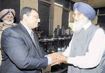 Tatas to undertake huge infra investments in Punjab: Cyrus Mistry - Economic Times | property in mohali | Scoop.it