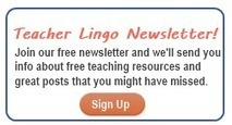 Teacher Lingo - Educational community of teacher blogs, lesson plans, and other teaching resources. | Teachers who Blog | Scoop.it