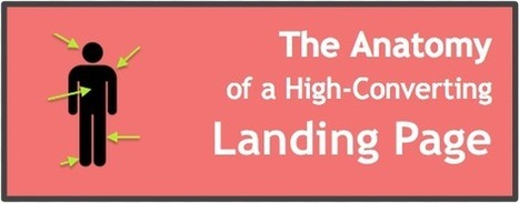 The Anatomy of a High-Converting Landing Page | MarketingHits | Scoop.it